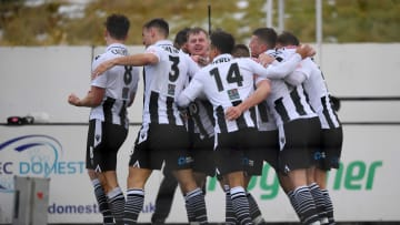 Chorley are in the FA Cup fourth round, where they will face Premier League club Wolves