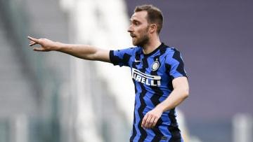 Christian Eriksen is eyeing a return to Inter