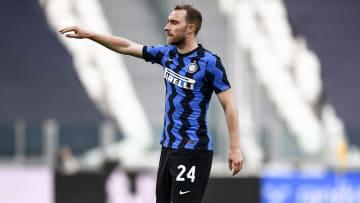 Christian Eriksen is heading back to Inter