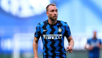 Eriksen may be unable to play for Inter