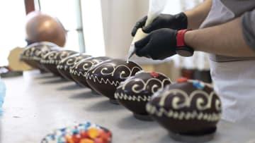 El chocolate ayuda a aliviar la fatiga