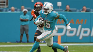 Miami Dolphins WR Albert Wilson has a lot to prove in 2020.