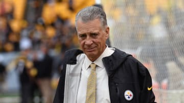 Pittsburgh Steelers owner Art Rooney was pleased with the outcome of the deal.