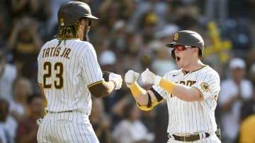 Los Angeles Dodgers vs San Diego Padres prediction, odds, probable pitchers, betting lines & spread for MLB game.