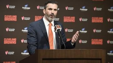 Cleveland Browns Introduce Kevin Stefanski