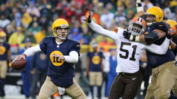 Aaron Rodgers vs. the Browns