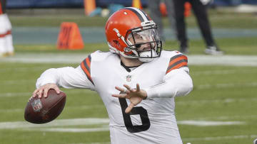 Baker Mayfield, Cleveland Browns v Tennessee Titans