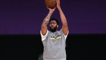 Davis ya practica con normalidad y regresaría ante Dallas