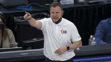 Scott Brooks sumó cinco temporadas al frente de la dirección de los Wizards