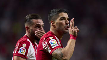 Luis Suarez s'est illustré face à son ancien club.