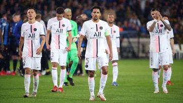 Disappointment for Paris Saint-Germain last time out