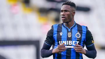Odilon Kossounou has impressed for Club Brugge