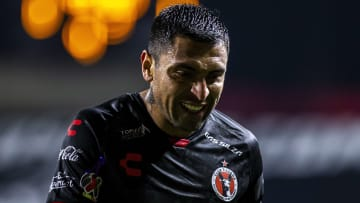 Chilean defender Gonzalo Jara said goodbye to Xolos and Liga MX to return to his country.
