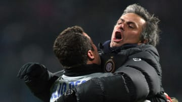 Julio Cesar reveals how he convinced Mourinho to let his Inter players celebrate