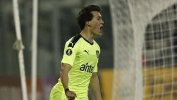 Pellistri becomes United's second Uruguayan of deadline day