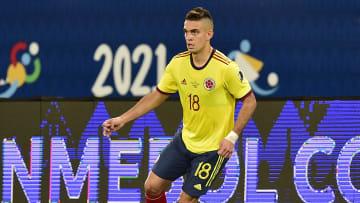 Santos Borré dio su salto al Frankfurt tras la Copa América 2021