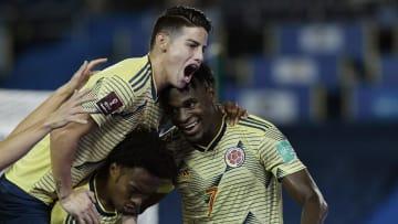 La Colombie peut faire l'écart avec l'Uruguay dans les éliminatoires à la Coupe du Monde 2022