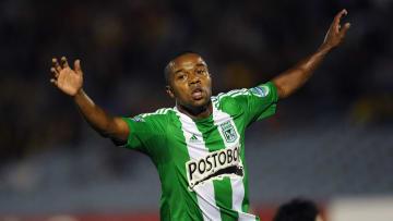 Colombian Atletico Nacional's player Dor