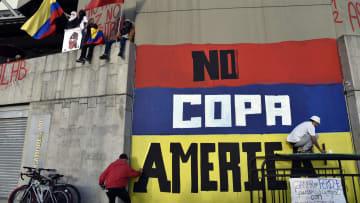 Colombians Strike As Duque Calls for Armed Forces Deployment - La Copa América no pudo ser ni en Colombia ni en Argentina.