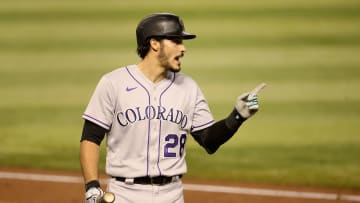 Nolan Arenado es el mejor tercera base de la Liga Nacional