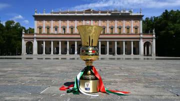 İtalya Kupası.