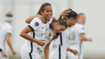 Corinthians lidera o ranking de times femininos da CBF