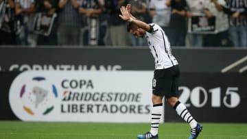 Corinthians v San Lorenzo - Copa Bridgestone Libertadores 2015