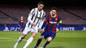 Cristiano Ronaldo y Messi son los jugadores mejores pagados