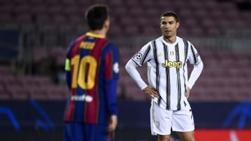 Laporta rêve de réunir Messi et Ronaldo au Barça