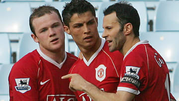 Cristiano Ronaldo, Wayne Rooney and Ryan Giggs make it into the top 10 of greatest Premier League players of all time