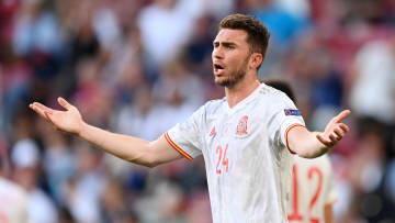 Aymeric Laporte wants to move back to Spain after losing his place at Manchester City