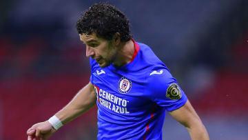 Ignacio Rivero con Cruz Azul
