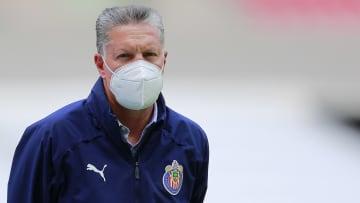 Ricardo Peláez, presidente deportivo de Chivas, ha sido criticado y señalado por el funcionamiento del equipo.