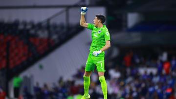 Cruz Azul v Monterrey - Torneo Apertura 2021 Liga MX - Esteban Andrada, pilar clave en Boca.