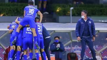 Cruz Azul v Pumas UNAM - Playoffs Torneo Guard1anes 2020 Liga MX