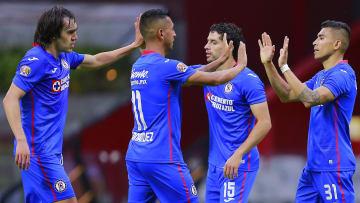 En los cuartos de final de Ida, de la Concachampions, Cruz Azul le pegó 1-3 al Toronto FC.