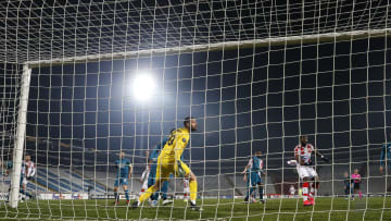 Milan Pavkov scored an equaliser in injury time