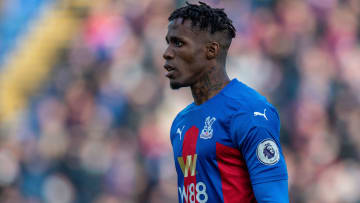 Wilfried Zaha wants out of Crystal Palace