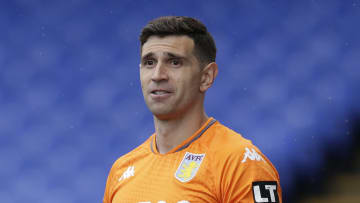 Emiliano Martínez has been a standout player since joining Villa
