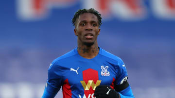 Could Wilfried Zaha be on his way out of Crystal Palace once again?