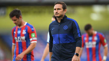 Frank Lampard has been linked with the job