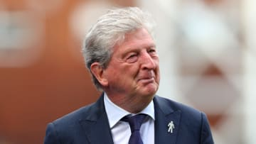 Roy Hodgson looks to be on his way out of Crystal Palace