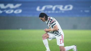 Crystal Palace v Manchester United - Premier League - ¿Cavani cumplirá su sueño de jugar en Boca?