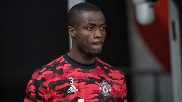 Eric Bailly signs new Man Utd contract until 2024