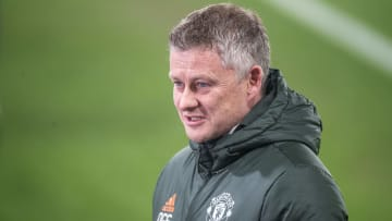 Ole, you have a substitutes bench, remember?