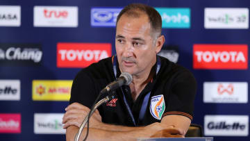 Igor Stimac will only take Indian players who are match fit to Qatar for FIFA 2022 World Cup qualifiers