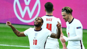 England face Germany on Tuesday