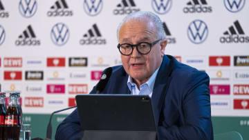 Fritz Keller ist offiziell als DFB-Präsident zurückgetreten