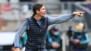 Wartet noch auf seinen ersten Pflichtspielsieg mit der Eintracht: Oliver Glasner