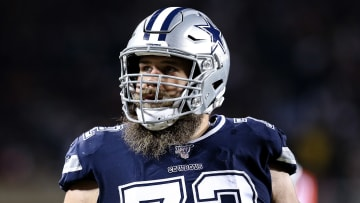 Dallas Cowboys offensive lineman Travis Frederick's retirement essentially became official on Thursday.